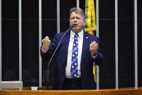 """""""Meu voto será um mega não'"""", diz deputado bolsonarista"""