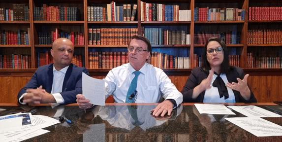 Bolsonaro quer um partido para chamar de seu porque siglas costumam ter dono