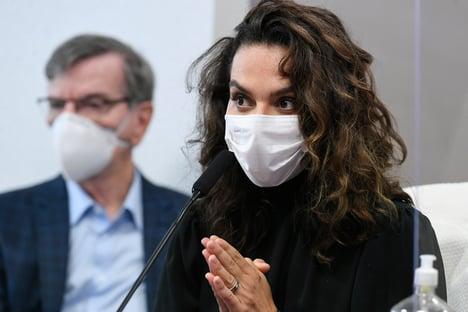 Depreendi da fala de Queiroga que ser pró-ciência é desagregador, diz Luana Araújo
