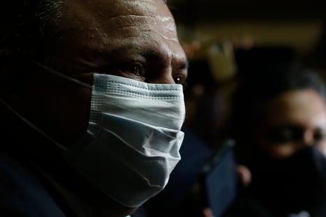 """Pazuello foi o que mais mentiu na CPI"", diz Omar Aziz"