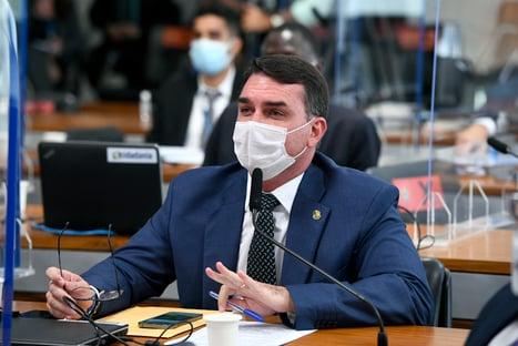 """Flávio diz que Renan precisa ser """"mais responsável nas suas falas"""""""