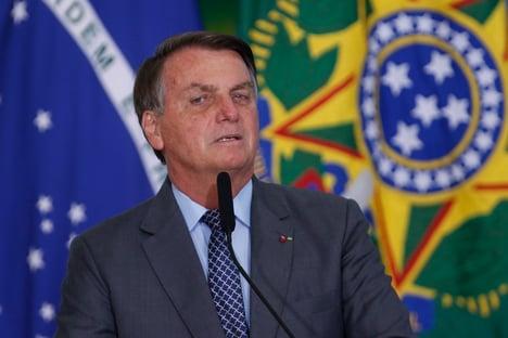 Precisa ter propaganda na TV sobre Covid?, questiona Bolsonaro