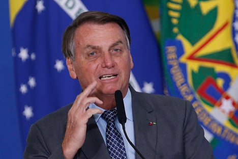 Bolsonaro diz que haverá fraudes na eleição para governador, senador e deputado