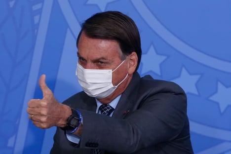 Bolsonaro comenta morte de Lázaro e ironiza: ele não morreu de Covid?
