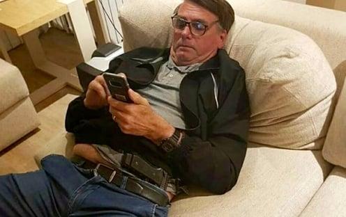 Bolsonaro e o genocídio de robôs no Twitter