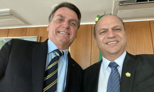 Bolsonaro diz que não afasta Barros por falta de materialidade em denúncia