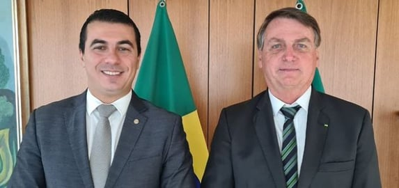 Áudio urgente: Miranda diz que entregou documentos a Bolsonaro sobre irregularidades na compra da Covaxin
