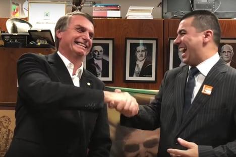 PF pede que Planalto detalhe encontro entre Bolsonaro e Miranda