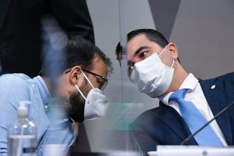 CPI da Covid quebra os sigilos do deputado Luis Miranda