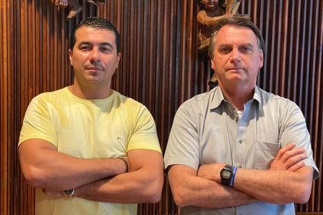 Pelo amor de Deus, é muito sério, disse Luis Miranda, em mensagem enviada a Bolsonaro