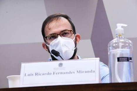 """Em mensagens, irmão de Miranda descreve """"pressão louca"""" sobre Covaxin"""