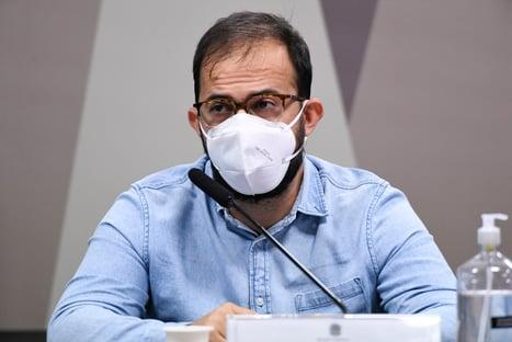 Irmão de Luis Miranda presta depoimento à PF