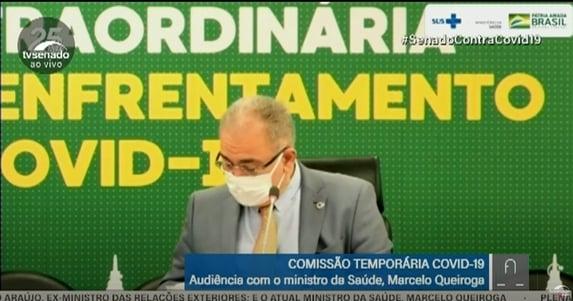 Ministério da Saúde estuda revacinação ou dose de reforço para 2022, diz Queiroga