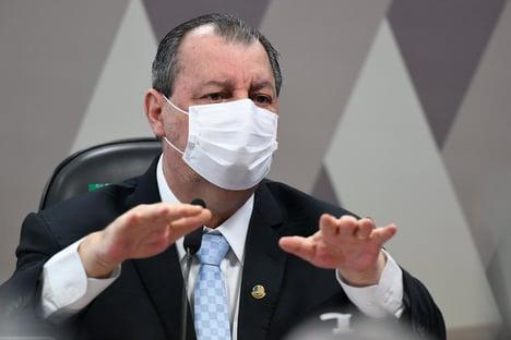 CPI vai adiar sessão com 'aloprado de Jair Bolsonaro' e com Carlos Wizard