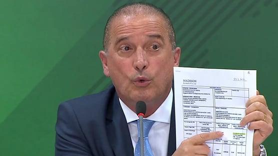 """Luis Miranda: """"Onyx falou como um gângster, ameaçando testemunhas"""""""