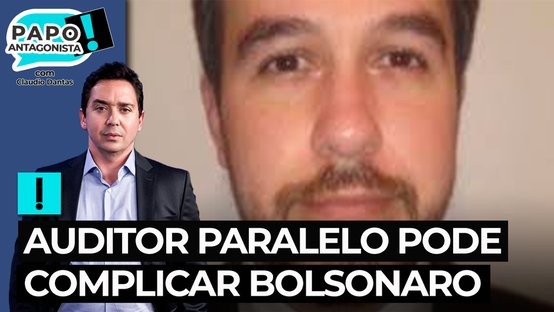 Auditor paralelo pode complicar Bolsonaro