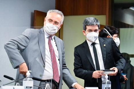 """Corrupção será foco da """"segunda temporada"""" da CPI, diz Randolfe"""