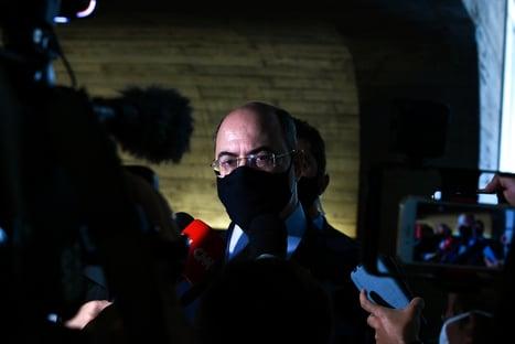 "Witzel associa desvios na saúde a milicianos e diz: ""Corro risco de vida"""