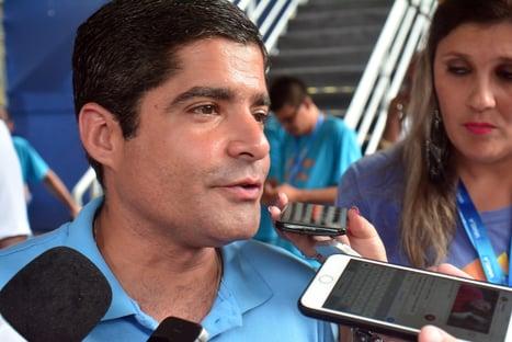 ACM Neto nega possibilidade de ser vice de Bolsonaro: não há chance nenhuma