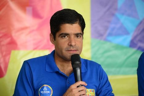 ACM Neto diz que nomeação de Ciro Nogueira é contradição óbvia de Bolsonaro