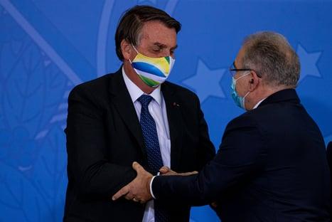 Bolsonaro será vacinado quando desejar, nosso governo é liberal, diz Queiroga