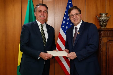 """""""Nossa postura em relação às conversas climáticas com o Brasil não mudou"""", diz embaixada dos EUA"""