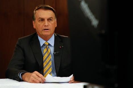 Bolsonaro se irrita com pergunta sobre Eletrobras e chama apoiador de sindicalista