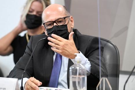 A misteriosa agenda de Dimas Covas em Brasília antes da CPI