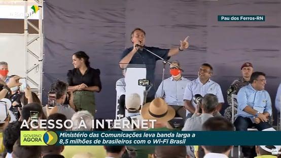 """Bolsonaro: """"Não tem mais esse papo de arco e flecha não"""""""