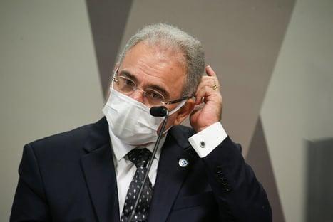 Ministério da Saúde mantém 20 milhões de doses da Covaxin em projeção de vacinas