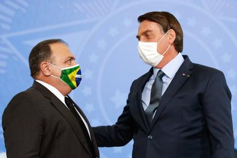 Em depoimento, Pazuello diz que Bolsonaro o avisou verbalmente sobre Caso Covaxin