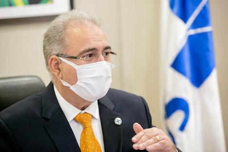 Queiroga diz lamentar 500 mil mortes por Covid
