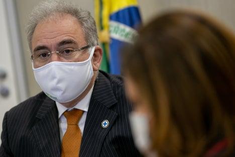 CPI da Covid formaliza amanhã lista com os 12 primeiros investigados