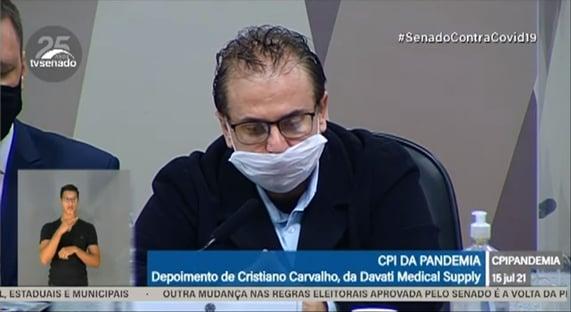 Cristiano Carvalho diz que reverendo Amilton abriu portas do Ministério da Saúde