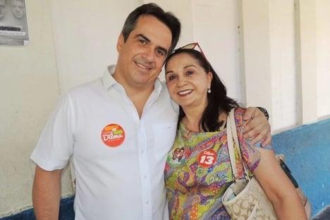 Mãe de Ciro Nogueira usa dinheiro público para abastecer jatinho