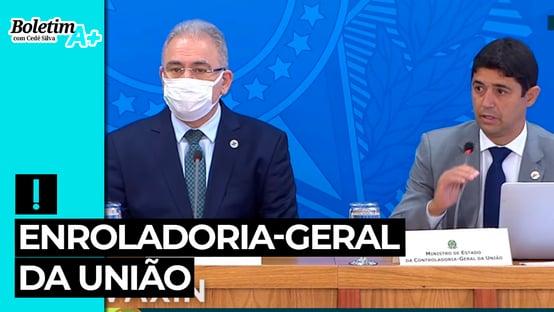 Boletim A+: Enroladoria-geral da União
