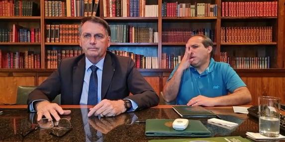 Bolsonaro chama imprensa para live, sem direito a perguntas sobre suposta fraude