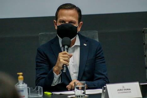 Doria vê Bolsonaro fora do segundo turno em 2022