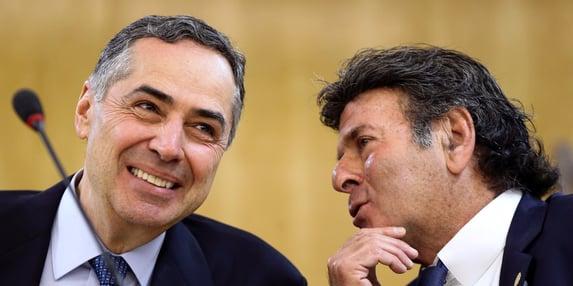 Barroso não acompanhou live de Bolsonaro