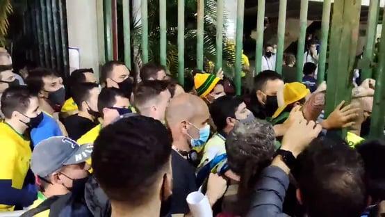 Prefeitura do Rio multa CBF em R$ 54 mil por tumulto no Maracanã