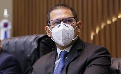 Marcelo Ramos suspende sessão e vai discutir PEC do Gilmar a portas fechadas