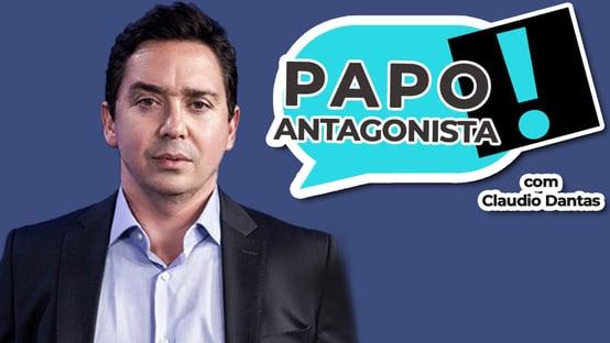 Ao vivo: república do Gepeto – Papo Antagonista com Claudio Dantas