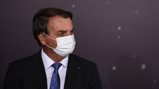 """Em nova crítica à CPI, Bolsonaro afirma: """"Querem o tempo todo me rotular de corrupto"""""""