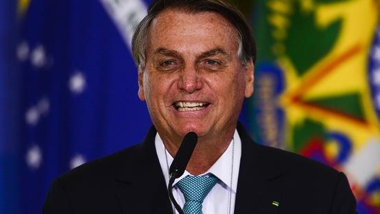 Pela 3ª vez, governo Doria multa Bolsonaro por não usar máscara