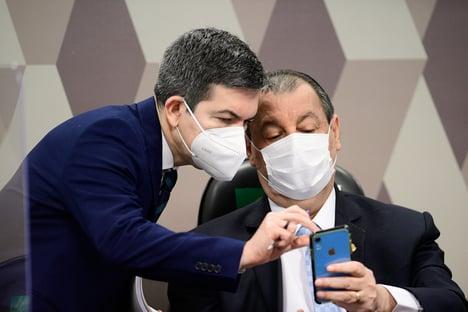 Senadores da CPI farão visita de solidariedade a Moraes