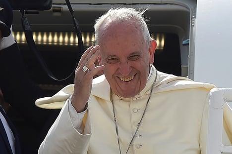 Papa Francisco pede diálogo e paz em Cuba