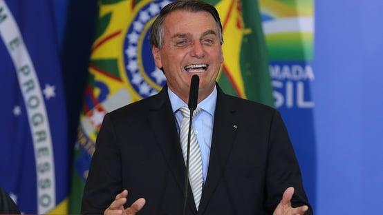 """""""Barroso é contra a democracia? Parece que é"""", afirma Bolsonaro"""