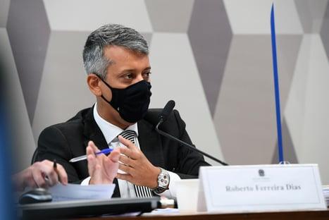 Urgente: Aziz determina prisão de Roberto Dias; assista