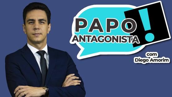 AO VIVO: Terrivelmente acuado – Papo Antagonista com Diego Amorim