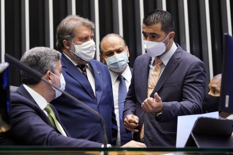 Representações contra Ricardo Barros e Luis Miranda no Conselho de Ética ganham relatores